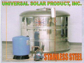 CISTERNA DE AGUA ST.ST.304 UNIVERSAL SOLAR , UNIVERSAL SOLAR, 787-817-5555 OFIC. CENTRAL Puerto Rico