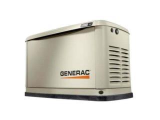Generac 22kW Propane Fuel New Generator, HR&PG, LLC Puerto Rico