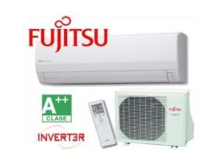 FUJITSU INVERTER SEER22 12K$1250 18K$1650, CM REFRIGERATION INC. TGM N AIR CON DEALER Puerto Rico