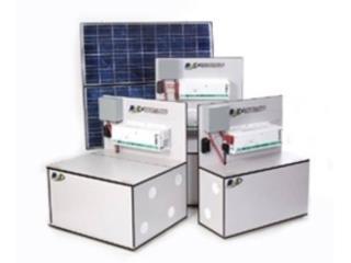Plantas Elect.Solar, Ricardo Benitez Air Cond. Puerto Rico