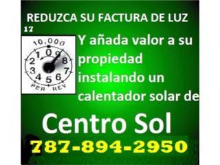 2 COL ANTES DE COMPRAR PULSE AQUI , CENTRO SOL #1 787-894-2950 CALENTAD. CERTIFICADOS Puerto Rico