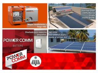 CONVIERTA UN GASTO EN UNA INVERSION !!!, PowerComm, Inc 7878983434 Puerto Rico