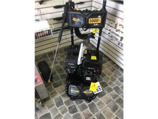 3000 psi Pressure washer 2.4 gpm , TOOL & EQUIPMENT CENTER Puerto Rico