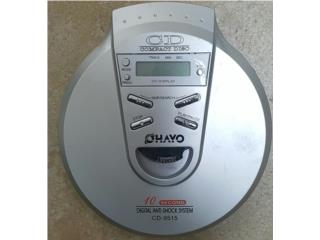 Compact Disc Player , Quality Sales PR Puerto Rico
