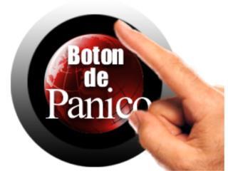 BOTON DE PANICO COMERCIAL CON MONITOREO , SAFE ALARM SECURITY Puerto Rico