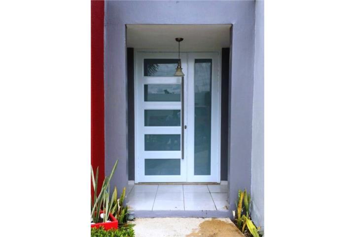 Vendemos puertas abierto todos los sabados puerto rico for Ventanas de aluminio precios online
