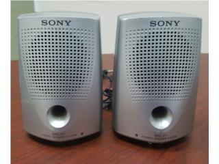 Bocinas Sony SRS-P7, Quality Sales PR Puerto Rico