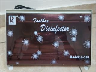 Toolbox Desinfector D-391, Quality Sales PR Puerto Rico