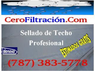DANOSA AL MEJOR PRECIO DEL MERCADO, RPM Corp, RPM Corp, Sellado de Techo, Tel 787-383-5778 Puerto Rico