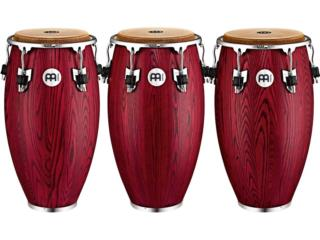 Meinl Percussion WOODCRAFT SERIES VINTAGE RED, STEVAN MICHEO MUSIC Puerto Rico