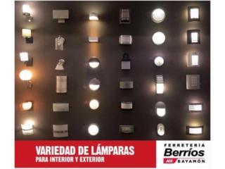 MODERNAS LAMPARAS , Ferreteria Ace Berrios Puerto Rico