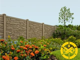 VERJAS PVC, DUROFENCE, ECOSTONE , Steel and Pipes Puerto Rico