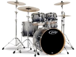 PDP by DW CONCEPT MAPLE DRUMSET PC SHELL PACK, STEVAN MICHEO MUSIC Puerto Rico