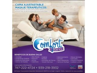 15 MESES SIN INTERESES o PAGOS DESDE $60.00, COMFORT FOR YOU LLC Puerto Rico