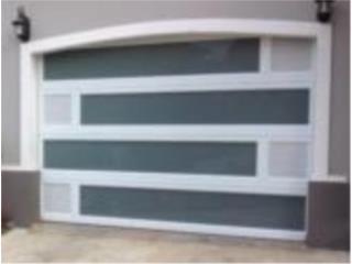 Puertas de garage variedad de estilos , Rivera Home Service Puerto Rico