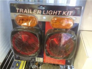 Trailer Light kit $19.95, PULGUERO COLON Puerto Rico