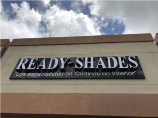 Nueva tienda en Caguas con altos descuentos! , READY SHADES Puerto Rico