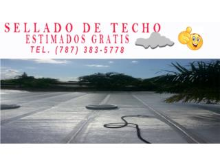 LLAMA HOY,  OFERTAS EXCLUSIVAS, DANOSA, RPM Corp, Sellado de Techo, Tel 787-383-5778 Puerto Rico