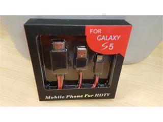 Cable Coneccion Celulares Galaxy a Television, WSB Supplies Puerto Rico