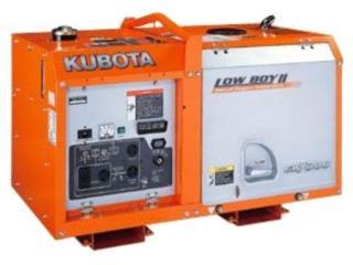 GEN KUBOTA MODELO GL7000 (6.5 KW MAX ), CF GENERATOR SALE & SUPPLY CORP. Puerto Rico