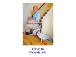 Escalera Electrica / Stairlift / Curva, Distribuidora Puero Rico Puerto Rico