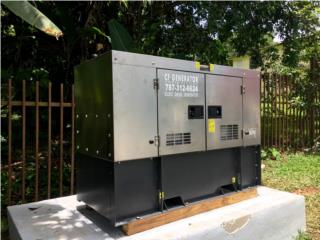 GEN PERKINS 10,15,20 KW SUPER SILENT, CF GENERATOR SALE & SUPPLY CORP. Puerto Rico