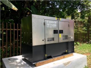 GEN PERKINS 15 KW SUPER SILENT, CARMELO FIGUEROA SOTO Puerto Rico