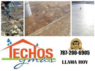 PROTEGE TU TECHO., TECHOS Y MAS  INC Puerto Rico
