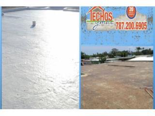 SELLADOR EN FIBERGLASS., TECHOS Y MAS  INC Puerto Rico