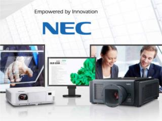 NEC Display and Projectors for Business Only, ACS PUERTO RICO Puerto Rico