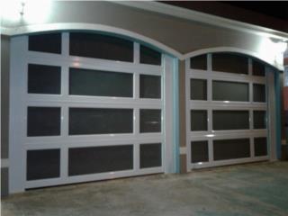 GRAN VARIEDAD EN PUERTAS DE GARAGES!!!, Homesolution Corp. Puerto Rico