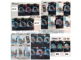 LIFEPROOF ORIGINALES IPHONE 5 HASTA 7+, W-I Celulares & Best Cover PR Puerto Rico