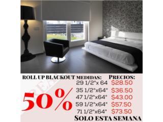 Compare precios 50% de descuento BLACKOUT ↓, READY SHADES Puerto Rico