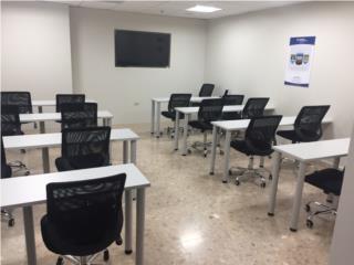 Mesas para Estudio, ModuFit, Inc. Puerto Rico