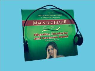 Dispositivo para Dolor de cabeza o migraña  , TurboShake Puerto Rico