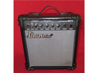 AMP GUITAR IBANEZ IB210G $39.99, La Familia Casa de Empeño y Joyería-Guaynabo Puerto Rico