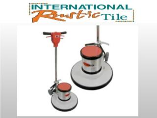 20, 185 / 330 RPM Dual-Speed Floor Buffer, IMAGE FLOORS INC. Puerto Rico