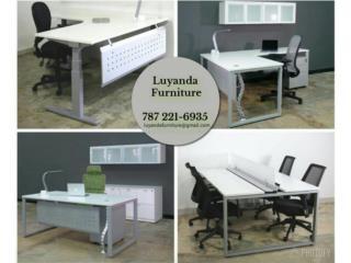 Grandes ofertas en muebles de oficina , LUYANDA FURNITURE Puerto Rico