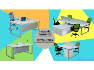 Las mejores ofertas en muebles de oficinas , LUYANDA FURNITURE Puerto Rico