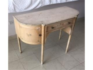 French Provincial (Sheraton?) Vanity MG, Mr. Bond Vintage Puerto Rico