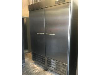 Freezer Stainless steel''Usado, Atlantic Supplies Puerto Rico