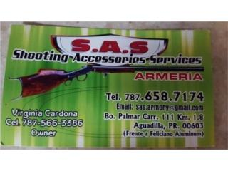 S.A.S. Shooting Accessories Services, WSB Supplies Puerto Rico