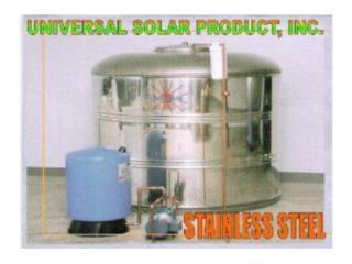 CISTERNAS ST ST. 450 GLS 1,200 GLS, UNIVERSAL SOLAR, 787-817-5555 OFIC. CENTRAL Puerto Rico