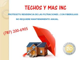 Vega Baja Puerto Rico Calentadores de Agua, SELLA TU TECHO