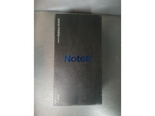 Note 8 de claro o t mobile o desbloqueado, W-I Celulares & Best Cover PR Puerto Rico