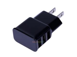 Power Charger Plugs Fast Charge USB Triple, WSB Supplies Puerto Rico