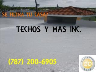 SELLA CON FIBERGLASS., TECHOS Y MAS  INC Puerto Rico