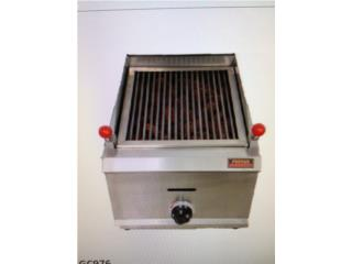 CHARBROILER (PARRILLA) gas 18