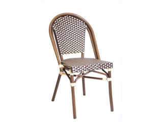 Bamboo Aluminum Chair for outdoor, PR SEATING Puerto Rico