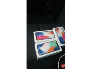 Iphone x at&t 64gb , W-I Celulares & Best Cover PR Puerto Rico